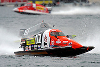 Craig Ponsler, (#711) and Andy Versace, (#28)  (SST-45 class)