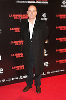 "Antonio Resines attends ""La Ignorancia de la Sangre"" Premiere at Capitol Cinema in Madrid, Spain. November 13, 2014. (ALTERPHOTOS/Carlos Dafonte) /NortePhoto nortephoto@gmail.com"
