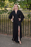 Charlotte Dellal at The Serpentine Gallery Summer Party 2015 at The Serpentine Gallery, London.<br /> July 2, 2015  London, UK<br /> Picture: Dave Norton / Featureflash