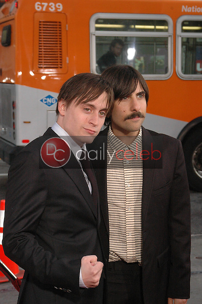 Kieran Culkin and Jason Schwartzman<br />