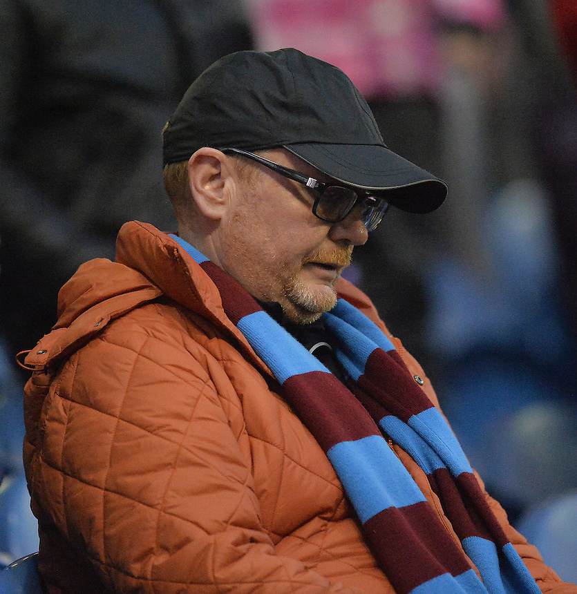 Fans<br /> <br /> Photographer Dave Howarth/CameraSport<br /> <br /> Football - The Football League Sky Bet Championship  - Burnley v Ipswich Town- Saturday 2nd January 2016 - Turf Moor <br /> <br /> &copy; CameraSport - 43 Linden Ave. Countesthorpe. Leicester. England. LE8 5PG - Tel: +44 (0) 116 277 4147 - admin@camerasport.com - www.camerasport.com