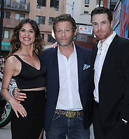 NEW YORK, NY July 11, 2018Ana Ularu, Dmitry Chepovetsky, James Gracie attend  Saban Films presents Siberia screening at the Metrograph in New York. July 11, 2018 Credit:RW/MediaPunch
