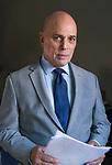 Steven Wollenberg portrait