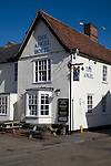 The Angel hotel, Lavenham, Suffolk, England