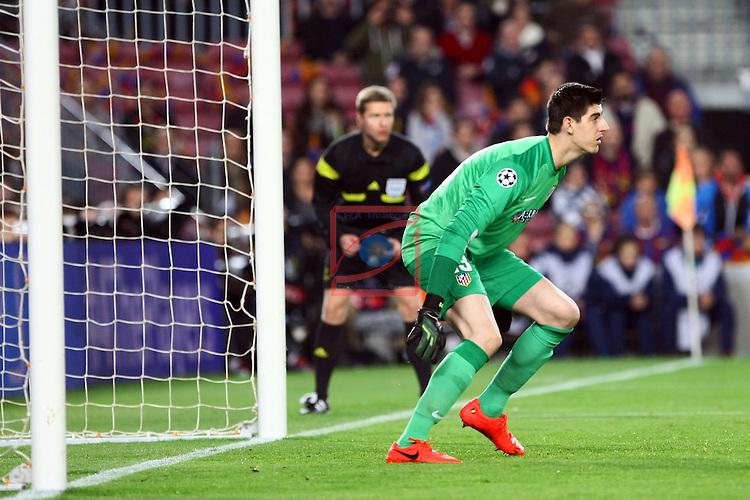 4422811c8 UEFA Champions League 2013 2014. br    Quarter-finals 1st leg. UEFA  Champions League 2013 2014. Quarter-finals 1st leg. FC Barcelona vs Club  Atletico de ...