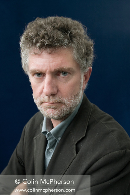 """Former British Chief of Staff in Tony Blair's government, Jonathan Powell, pictured at the Edinburgh International Book Festival where he talked about his account of the Northern Ireland peace process entitled """"Great hatred, Little Room."""" The three-week event is the world's biggest literary festival and is held during the annual Edinburgh Festival. 2008 was the Book Festival's 25th anniversary and featured talks and presentations by more than 500 authors from around the world."""
