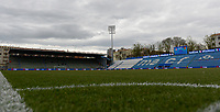 20180410 - FERRARA , ITALY : Illustration picture shows the stadium ahead of the female soccer game between Italy and the Belgian Red Flames , the fifth game in the qualificaton for the World Championship qualification round in group 6 for France 2019, Tuesday 10 th April 2018 at Stadio Paolo Mazza / Stadio Comunale in Ferrara , Italy . PHOTO SPORTPIX.BE | DAVID CATRY