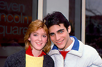 Allison Smith & Brian Bloom 1986 by<br />
