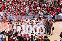 Stanford Basketball W vs University of Southern California, February 3, 2017