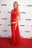 Laura Whitmore<br /> arrives for the Glamour Women of the Year Awards 2016, Berkley Square, London.<br /> <br /> <br /> &copy;Ash Knotek  D3130  07/06/2016