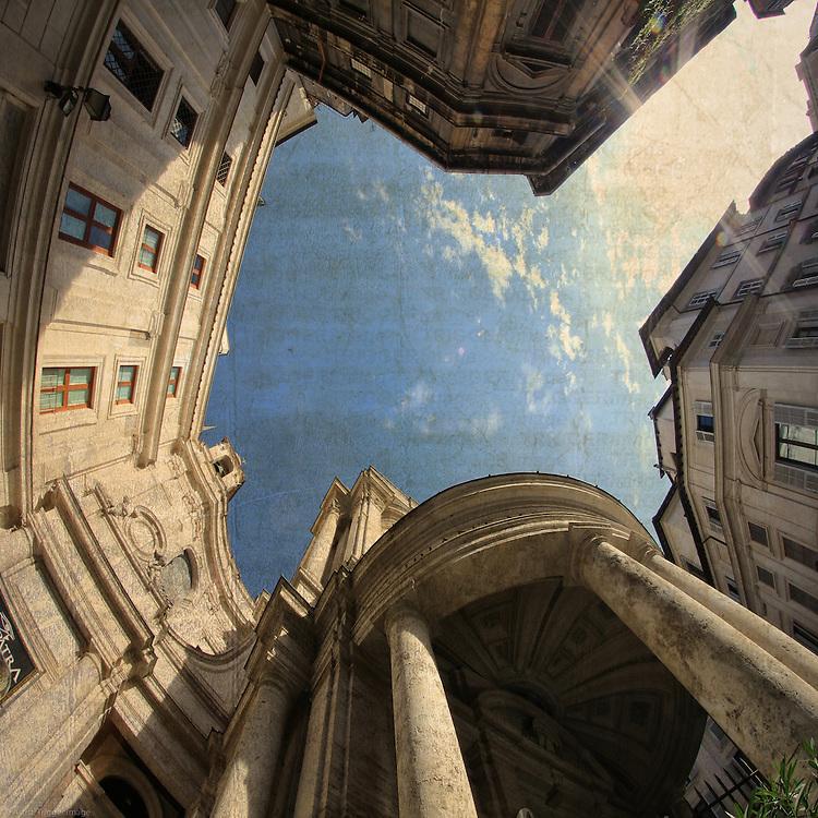 Rome, Santa Maria della Pace