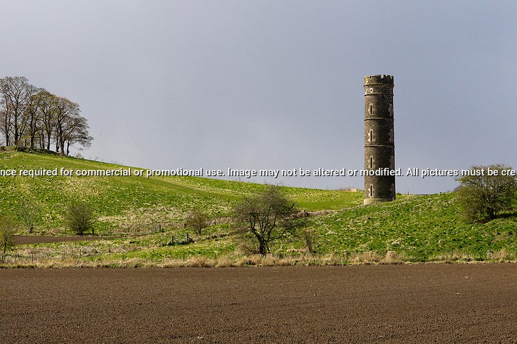 The Water Tower, Cammo Estate, Edinburgh...Malcolm McCurrach - New Wave Images - 29/04/2013