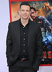 "Ashley Hamilton at the premiere of Marvel's ""Iron Man 3"" at the El Capitan Theatre Los Angeles, CA. April 24, 2013"