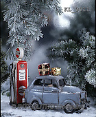 Interlitho, CHRISTMAS SYMBOLS, WEIHNACHTEN SYMBOLE, NAVIDAD SÍMBOLOS, photos+++++,toys,car,KL9011,#xx#