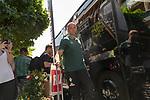 04.07.2019, Posthotel, Zell am Ziller, AUT, TL Werder Bremen - Posthotel Ankunft Tag 00<br /> <br /> im Bild / picture shows <br /> Christian Vander (Torwart-Trainer SV Werder Bremen)<br /> <br /> Foto © nordphoto / Kokenge
