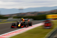 17th July 2020, Hungaroring, Budapest, Hungary; F1 Grand Prix of Hungary,  free practise sessions;  23 Alexander Albon THA, Aston Martin Red Bull Racing, Budapest Hungary