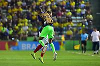 2019 FIFA U 17 World Cup Football Semi Final France v Brazil Nov 14th