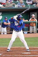 O'Koyea Dickson #51 of the Ogden Raptors during a game against the Billings Mustangs in a Pioneer League game at Lindquist Field on July 25, 2011 in Ogden, Utah. (Bill Mitchell/Four Seam Images)