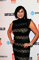 """LOS ANGELES - AUG 15:  Hanny Patel at the """"Shot Caller"""" Premiere at The Theatre at Ace Hotel on August 15, 2017 in Los Angeles, CA"""
