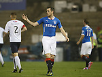 Jon Daly makes his return from injury as he plays the last few minutes as a substitute