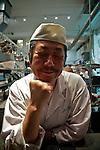 Chef Hiro Yoshids, Hiro Sushi.