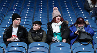 Preston North End fans take their seats inside Ewood Park<br /> <br /> Photographer Alex Dodd/CameraSport<br /> <br /> The EFL Sky Bet Championship - Blackburn Rovers v Preston North End - Saturday 11th January 2020 - Ewood Park - Blackburn<br /> <br /> World Copyright © 2020 CameraSport. All rights reserved. 43 Linden Ave. Countesthorpe. Leicester. England. LE8 5PG - Tel: +44 (0) 116 277 4147 - admin@camerasport.com - www.camerasport.com