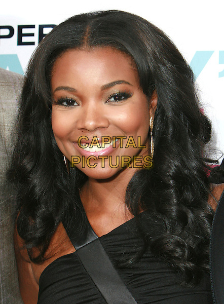 "GABRIELLE UNION.""Daddy's Little Girls"" Los Angeles Premiere held at the Cinerama Dome, Hollywood, California, USA..February 7th, 2007.headshot portrait black.CAP/ADM/CH.©Charles Harris/AdMedia/Capital Pictures"
