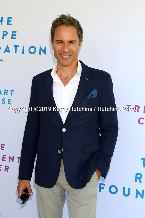 LOS ANGELES - OCT 6:  Eric McCormack at  The Rape Foundation's Annual Brunch at the Private Estate on October 6, 2019 in Beverly Hills, CA