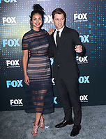 www.acepixs.com<br /> <br /> May 15 2017, New York City<br /> <br /> Morena Baccarin and Ben McKenzie arriving at the 2017 FOX Upfront at Wollman Rink, Central Park on May 15, 2017 in New York City.<br /> <br /> By Line: Nancy Rivera/ACE Pictures<br /> <br /> <br /> ACE Pictures Inc<br /> Tel: 6467670430<br /> Email: info@acepixs.com<br /> www.acepixs.com