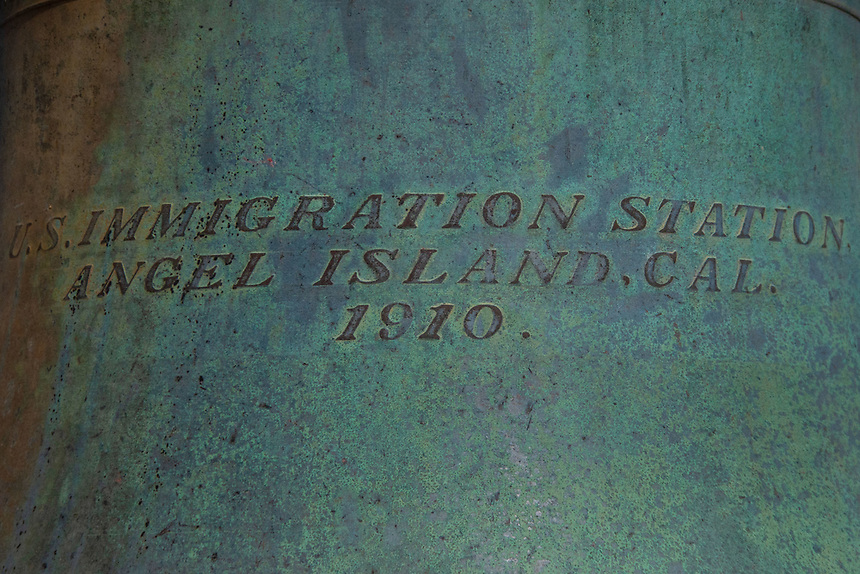 Angel Island State Park, San Francisco Bay, California, US