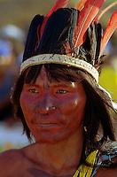 Brazil,Amazon - 17/09/2002 - India Gavião
