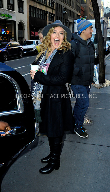 WWW.ACEPIXS.COM<br /> <br /> Janaury 13 2015, New York City<br /> <br /> Professional snowboarder Jamie Anderson made an appearance at 'The Today Show' on January 13 2015 in New York City<br /> <br /> By Line: Curtis Means/ACE Pictures<br /> <br /> <br /> ACE Pictures, Inc.<br /> tel: 646 769 0430<br /> Email: info@acepixs.com<br /> www.acepixs.com