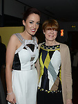 Erin Clarke celebrating her 30th birthday in Brú with Mother Maura. Photo:Colin Bell/pressphotos.ie