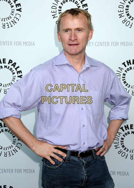 "DEAN HAGLUND .The 25th Annual Paley TV Festival Presents ""The X-Files"" at Arclight Cinemas, Hollywood, USA, .26 March 2008..half length .CAP/ADM/BP.©Byron Purvis/Admedia/Capital PIctures"