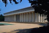 - New Jersey, the Princeton university library....- New Jersey, la biblioteca dell'università di Princeton