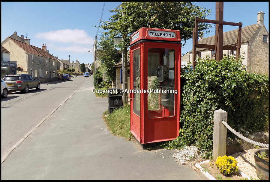BNPS.co.uk (01202 558833)<br /> Pic: AmberleyPublishing/BNPS<br /> <br /> A rare survivor of British Telecom's kiosk modernisation programme. This K8, in Hawkesbury Upton, Gloucestershire, is now listed.<br /> <br /> The iconic British phonebox has been given a ringing endorsement in a new book charting the expiring institution's fascinating history. <br /> <br /> Aptly titled 'The British Phonebox', the book primarily focuses on the ubiquitous design that's as emblematic to Britain as the black cab, double decker bus and Houses of Parliament. <br /> <br /> Equally interesting are the early chapters, which detail the phonebox's humble 19th century beginnings and the final ones, that bemoan their dwindling numbers <br /> <br /> The 96 page paperback, jointly authored by friends Nigel Linge and Andy Sutton, is published by Amberley and costs £13.49.