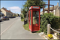 BNPS.co.uk (01202 558833)<br /> Pic: AmberleyPublishing/BNPS<br /> <br /> A rare survivor of British Telecom&rsquo;s kiosk modernisation programme. This K8, in Hawkesbury Upton, Gloucestershire, is now listed.<br /> <br /> The iconic British phonebox has been given a ringing endorsement in a new book charting the expiring institution's fascinating history. <br /> <br /> Aptly titled 'The British Phonebox', the book primarily focuses on the ubiquitous design that's as emblematic to Britain as the black cab, double decker bus and Houses of Parliament. <br /> <br /> Equally interesting are the early chapters, which detail the phonebox's humble 19th century beginnings and the final ones, that bemoan their dwindling numbers <br /> <br /> The 96 page paperback, jointly authored by friends Nigel Linge and Andy Sutton, is published by Amberley and costs &pound;13.49.