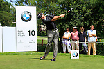 Peter Lawrie (IRL) teeing off in the Pro-Am Day of the BMW International Open at Golf Club Munchen Eichenried, Germany, 22nd June 2011 (Photo Eoin Clarke/www.golffile.ie)