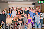 8846-8850.PARTY BASH: Horans NiteClub Staff were treated to a fab evening courtesy of Donie Horan in Gally's bar & restaurant, Castlemaine Road, Tralee last Friday night.