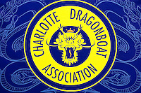 Charlotte Dragonboat Association racing on Lake Norman in NC.