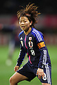 Aya Miyama (JPN), .April 1, 2012 - Football / Soccer : .KIRIN Challenge Cup 2012 .Match between Japan 1-1 USA .at Yurtec Stadium Sendai, Miyagi, Japan. .(Photo by Daiju Kitamura/AFLO SPORT) [1045]..