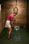 Wales Golf<br /> Girls Golf Day<br /> Bryn Meadows Golf Club<br /> 04.08.18<br /> ©Steve Pope<br /> Sportingwales