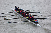 Crew: 183   Kings College School Boat Club   School second J15 8<br /> <br /> Schools' Head of the River 2018<br /> <br /> To purchase this photo, or to see pricing information for Prints and Downloads, click the blue 'Add to Cart' button at the top-right of the page.