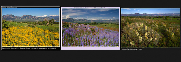 Add Foreground to Advance Your Imagery.<br />