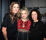 "Rita Wilson, Carol Kane & Rhea Perlman.backstage at  ""Celebrity Autobiography: In Their Own Words,"" the acclaimed, long-running LA- based comedy sensation at the Triad Theater in New York City..December 7, 2009."