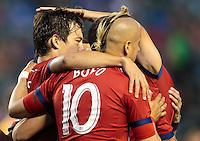 Chivas USA vs Houston Dynamo, May 3, 2014