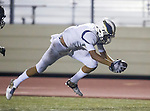 Torrance, CA 09/25/15 - Shahman Moore (El Segundo #1) in action during the El Segundo - Torrance varsity football game at Zamperini Field of Torrance High School