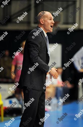11-11-03 / Basketbal / seizoen 2011-2012 / Sint Katelijne Waver / Arvid Diels..Foto: Mpics