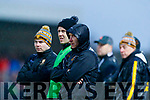 Dr Crokes manager Edmund O Sullivan during the Kerry County Senior Club Football Championship Final match between East Kerry and Dr. Crokes at Austin Stack Park in Tralee, Kerry.