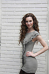 Alicia Minshew at All My Children's Good Night Pine Valley was held on September 17, 2011 at Prohibition, New York City, New York.  (Photo by Sue Coflin/Max Photos)